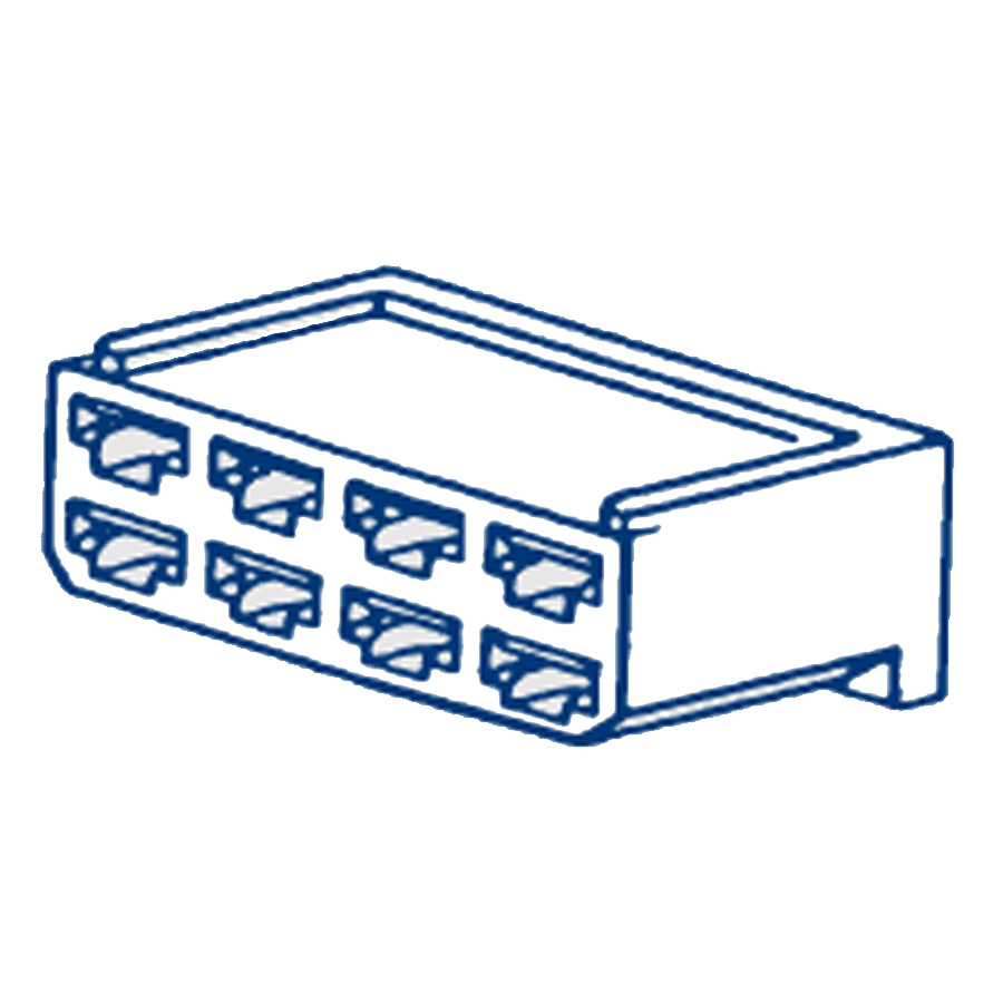 Amp Connectors - Housing