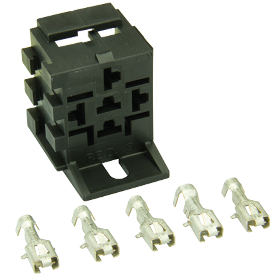 Relay Base Connectors