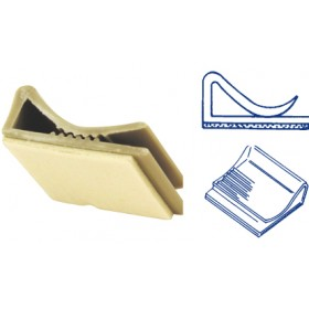 Cable Tie Accessories - Adhesive Ribbon Cable Clip