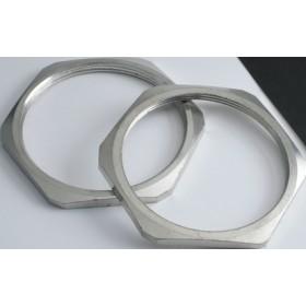 Metric Lock Nuts For Metal Glands