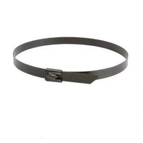 Stainless Steel Cable Ties - Coated Standard Duty Cable Ties