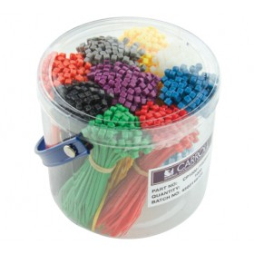 Coloured Cable Ties - Cable Tie Packs