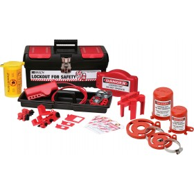 Personal Valve & Electrical Lockout Kit