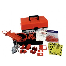 Small Toolbox Lockout Kit