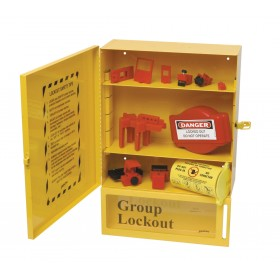 Combination Lockout & Lock Box Station