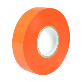 Orange PVC Electrical Tape