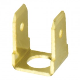 Uninsulated Quick Connect Tabs - 90 Degree