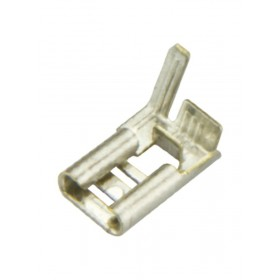 Uninsulated Quick Connect Nickel Plated